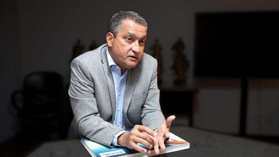O governador da Bahia, Rui Costa (PT) assinou um decreto autorizando os encontros após quatro meses de restrições - Alberto Coutinho/Governo da Bahia