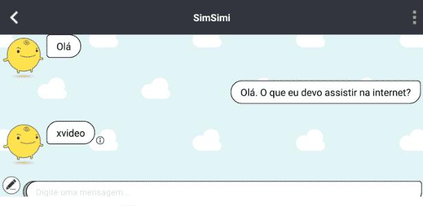simsimi 05 - Reprodução - Reprodução
