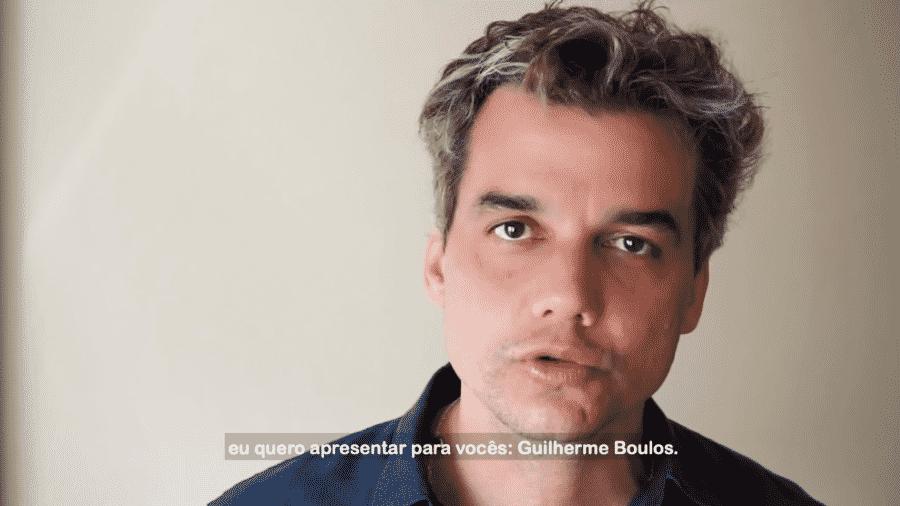 Em 2018, Wagner Moura já havia participado do programa de campanha de Boulos na sua candidatura à presidência - Reprodução/Twitter Guilherme Boulos