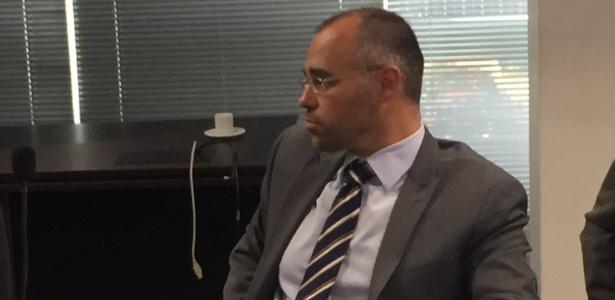 O advogado André Luiz de Almeida Mendonça  - Diovulgação/Twitter AGU