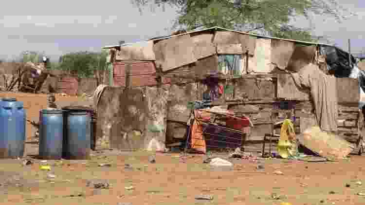 Ministério Público localiza famílias vivendo no lixão de Floresta, sertão de Pernambuco  - Marcus Antonius/Acervo FPI/PE