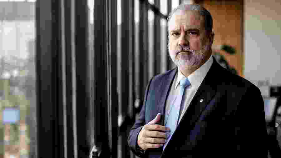 Aras argumentou que nenhum agente público tem acesso amplo e irrestrito a dados de inteligência - Gabriela Biló - 1º.out.2019/Estadão Conteúdo