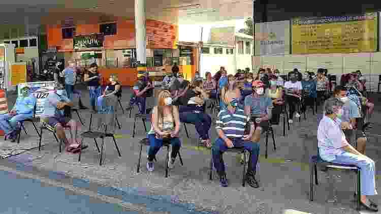 caixa 2 - Divulgação/Prefeitura de Guaratinguetá  - Divulgação/Prefeitura de Guaratinguetá