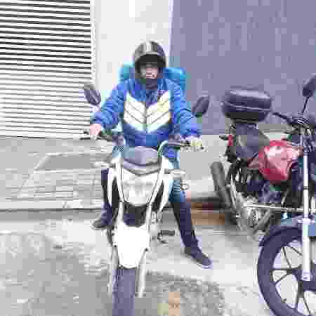 motoboy - Acervo pessoal - Acervo pessoal