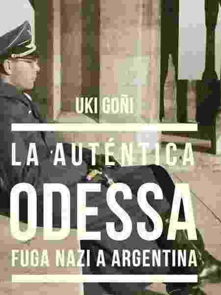livro Uki Goñi - EDITORIAL ARIEL - EDITORIAL ARIEL
