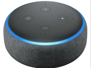 Echo Dot (3ª Geração): Smart Speaker com Alexa - Reprodução/Amazon - Reprodução/Amazon