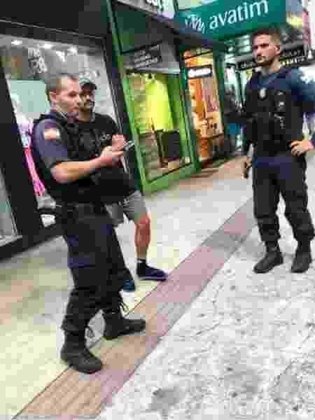 Danilo Melo foi detido em Balneário Camboriú (SC) - Reprodução/Instagram/golpista_danilosmelo - Reprodução/Instagram/golpista_danilosmelo