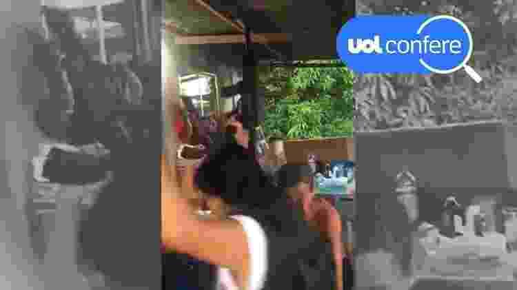 UOL Confere Jacarezinho - Reprodução/Twitter - Reprodução/Twitter