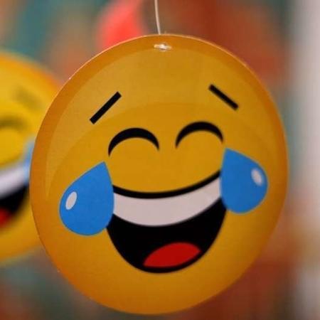 Emoji de gargalhada - Getty Images
