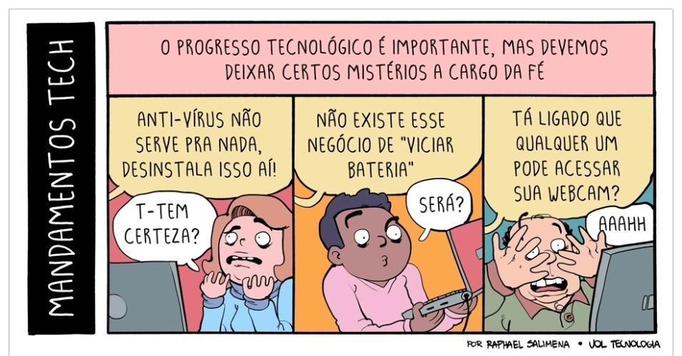 """20.jun.2015 - Mandamentos Tech - parte 2"""""""