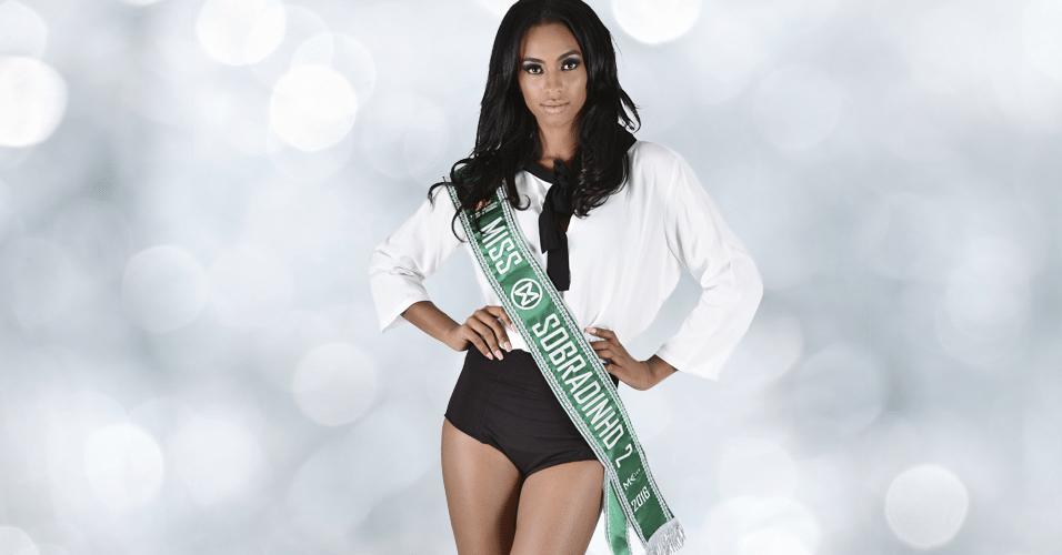 Sobradinho 2 - Claudiana Oliveira da Silva, 19 anos