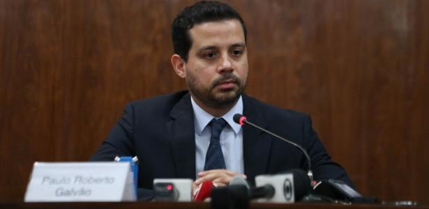 Paulo Roberto Galvão de Carvalho participou de simpósio sobre corrupção em SP
