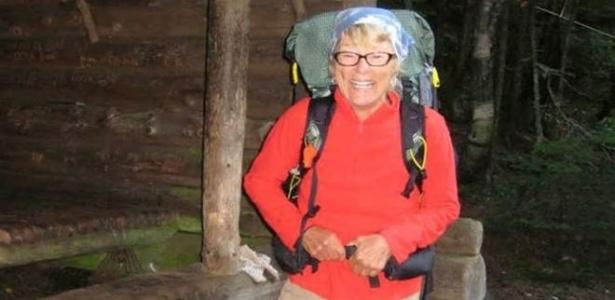 Os restos mortais de Geraldine foram encontrados apenas dois anos depois de seu desaparecimento, em outubro de 2015 - Divulgação/Governo do Maine