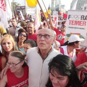 Eduardo Suplicy, ex-senador e candidato a vereador em São Paulo