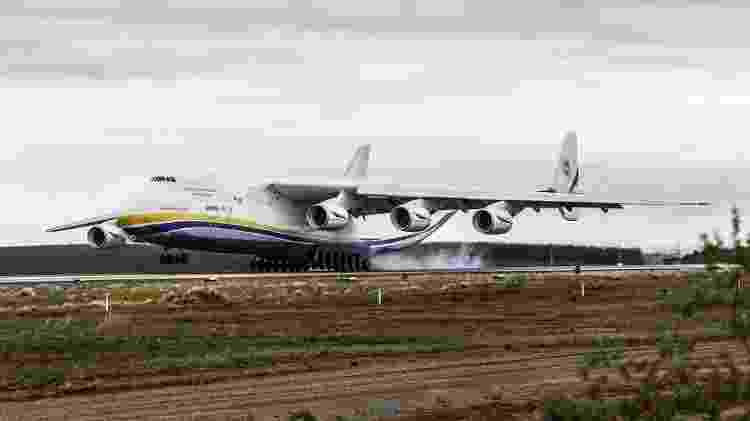 AN-225 - Lucas Lima/UOL - Lucas Lima/UOL