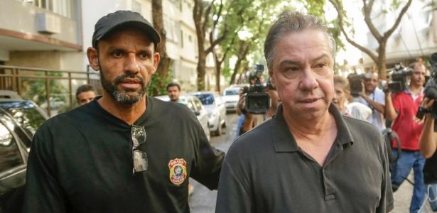 Atual subsecretário de Turismo do Governo do Estado, Luiz Carlos Velloso foi preso em casa, em Copacabana, na zona sul do Rio