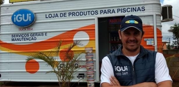 iGUi Trata Bem franquia em Vargem Grande Paulista Anderson Fábio Alves