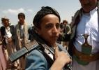 Relato: Por causa da guerra, população do Iêmen precisa mendigar para sobreviver - AFP