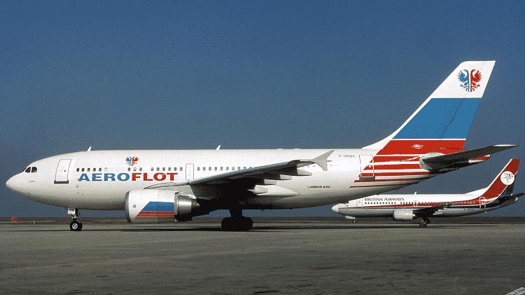 Comandante deixou filho brincar na cabine e derrubou o avião - Michel Gilliand/Wikimedia Commons - Michel Gilliand/Wikimedia Commons