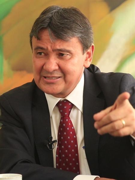 Wellington Dias (PT), governador do Piauí - Kleyton Amorim/UOL