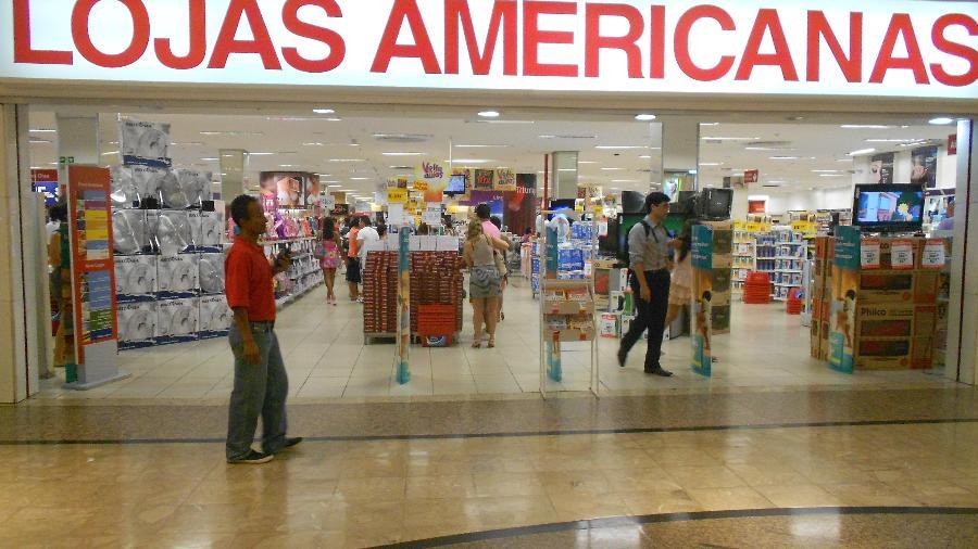 Fachada Lojas Americanas - Wikimedia Commons