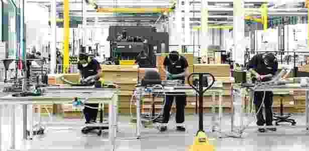 Fábrica da Macachrome em Évora, Portugal - Rodrigo Cardoso/The New York Times