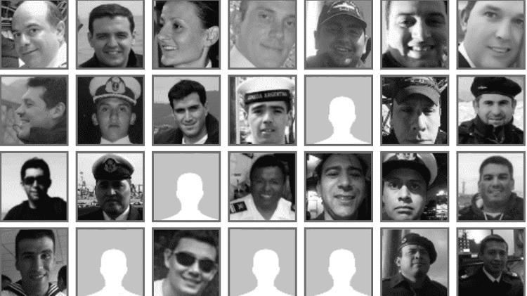 Tripulação do submarino é formada por 43 homens e uma mulher - BBC - BBC