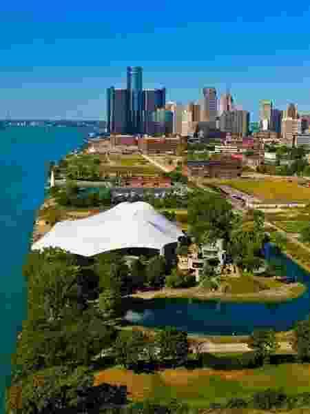 Cidade de Detroit / Divulgação
