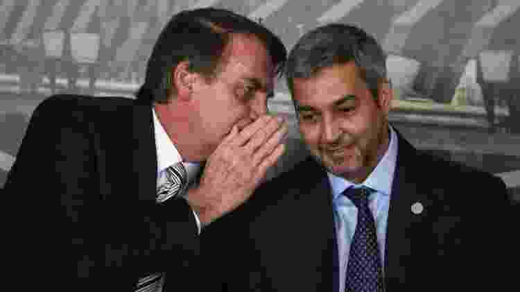 Bolsonaro e Marito - Norberto Duarte/AFP - Norberto Duarte/AFP