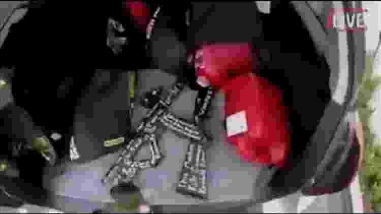 15.mar.2019 - Ataque a tiros em mesquitas na Nova Zelândia deixa diversos mortos Ainda não há detalhes sobre o número de vítimas da ação na cidade de Christchurch - Reprodução - Reprodução