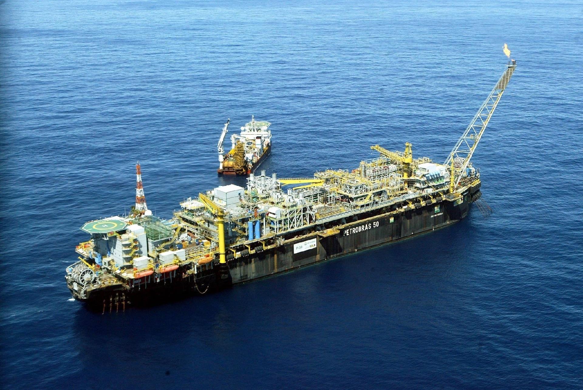 Petrobras registra segundo vazamento de óleo no litoral