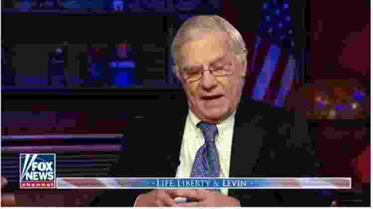 Vídeo de programa da rede americana de TV Fox News, também apontado pela Avaaz por conteúdo enganoso - Reprodução/Youtube