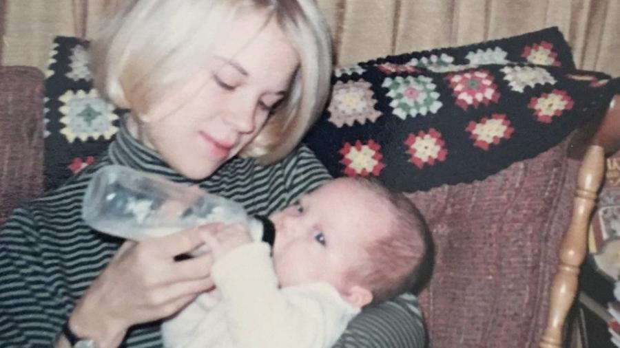 Foi somente aos 41 anos de idade que a advogada americana Kimberly Zieselman descobriu que era intersexual - Arquivo pessoal