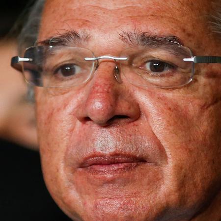 O ministro da Economia, Paulo Guedes - ADRIANO MACHADO