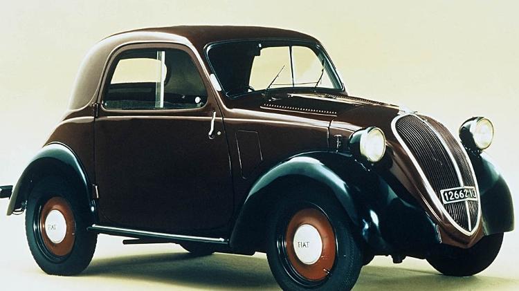 Fiat Topolino f - Comunicato stampa - Comunicato stampa