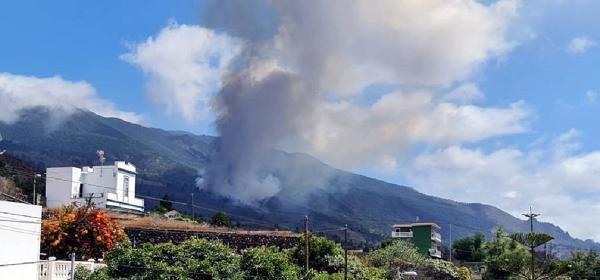 Veja imagens: Vulcão entra em erupção em La Palma, nas Ilhas Canárias