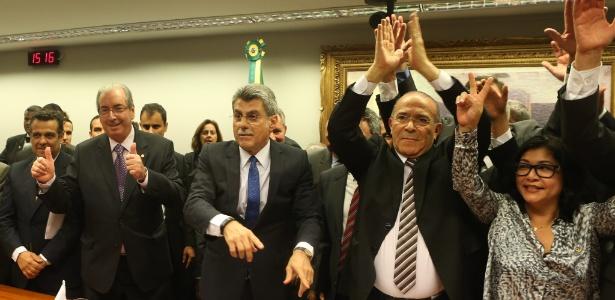 Saída do PMDB da base enfraquece o governo de Dilma Rousseff - André Dusek/Estadão Conteúdo