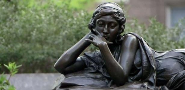 Imagem de Audrey Munson podem ser vista em vários monumentos de Nova York