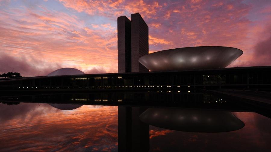 Fachada do Palácio do Congresso Nacional - Pedro França/Agência Senado