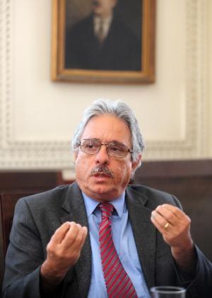 O médico Paulo Gadelha, presidente da Fiocruz