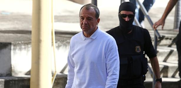 Cabral já foi condenado a 14 anos de prisão pelo juiz Sérgio Moro