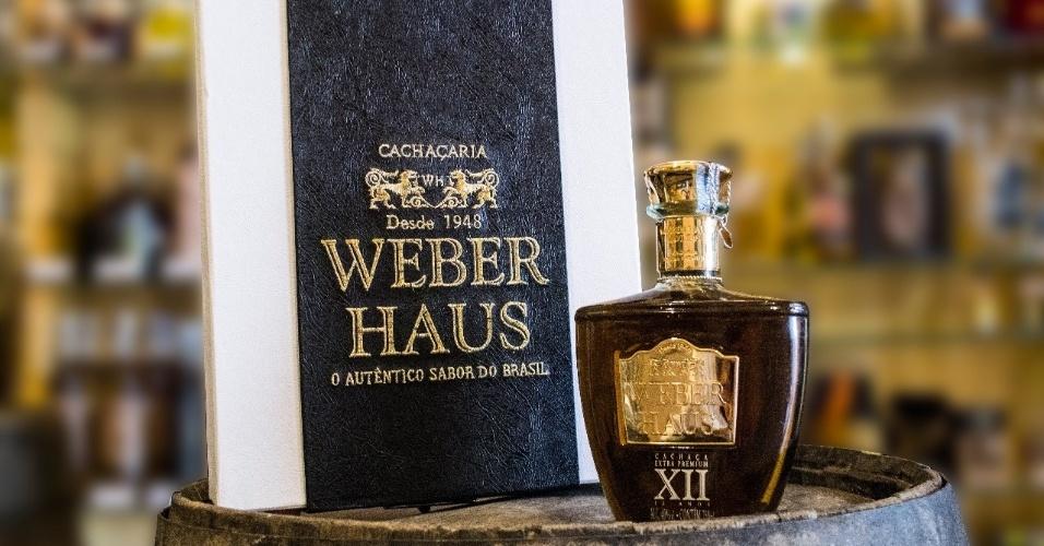 Cachaça Weber Haus Lote 48 Extra Premium