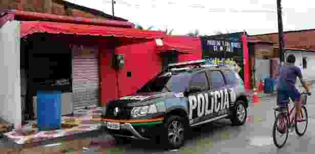 Em 2017, assassinatos tiveram aumento de 96% na cidade de Fortaleza - Rodrigo Carvalho/AFP