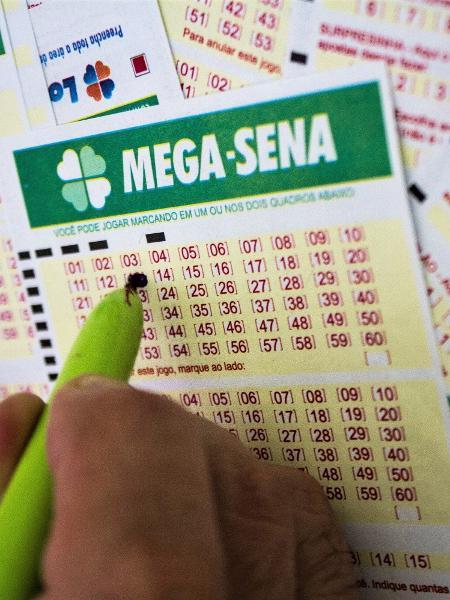 Mega-Sena: concurso 2264 é sorteado; prêmio vale R$ 6 milhões