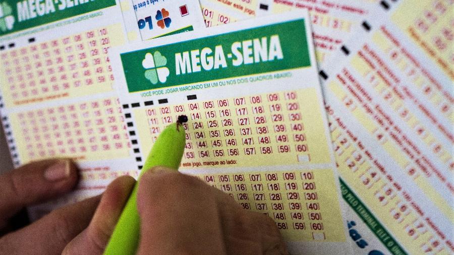 Mega-Sena 2350 - Adriana Toffetti - 11.mai.2018/A7 Press/Estadão Conteúdo