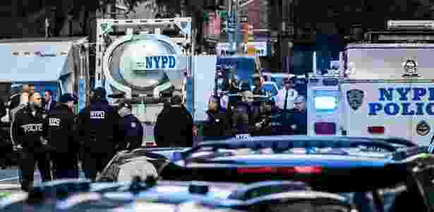 Suspeito foi detido na última semana após enviar pacotes-bomba - Jennah Moon/The New York Times