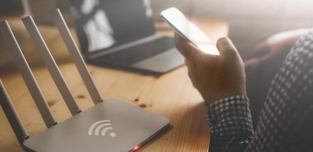 Trocar a senha do wi-fi não é um bicho de sete cabeças - iStock