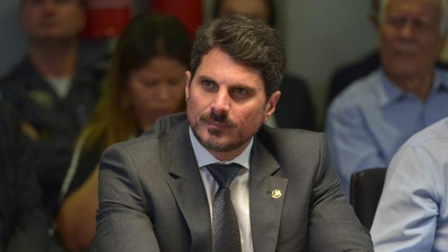 Senador Marcos do Val critica condução de Renan Calheiros na CPI da Covid - Jefferson Rudy/Agência Senado
