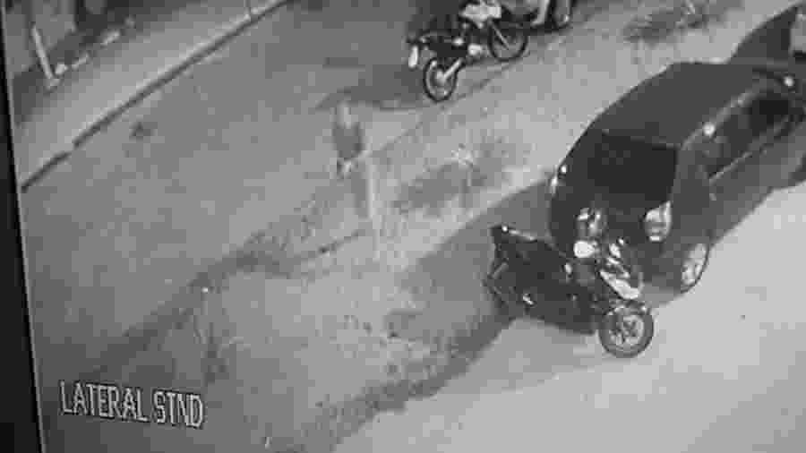 Policial militar é morto a tiros em Santos - Reprodução