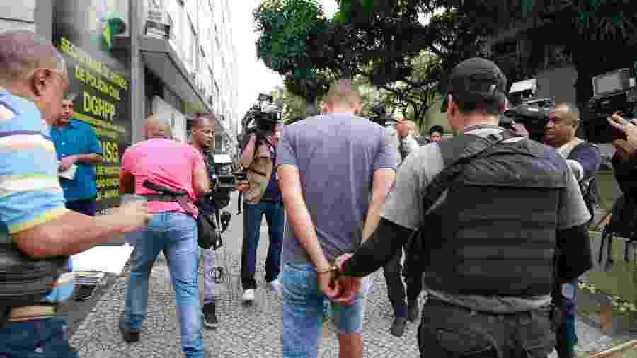 Polícia prendeu suspeitos de integrarem milícia na região metropolitana do  - Jose Lucena/Futura Press/Estadão Conteúdo